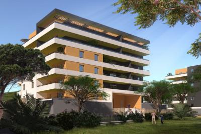 T2 proximité Palatinu et futur hôpital