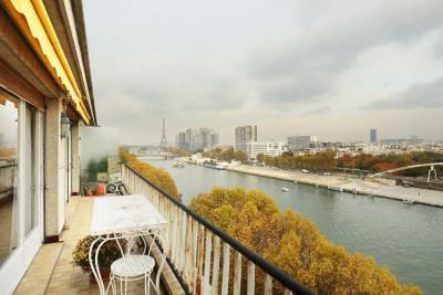 Paris XVIe - Quai Louis Blériot