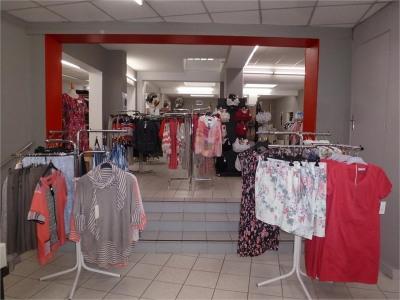 Fonds de commerce Prêt-à-porter-Textile Aire-sur-la-Lys