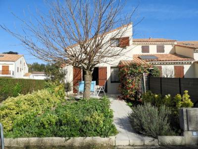 Maison Vaux Sur Mer 3 pièce (s) 46 m² à 400 m Plage