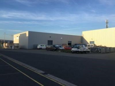 Location Local d'activités / Entrepôt Saint-Nazaire