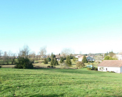 Terrain Viabilisé 1000 m² Orthevielle