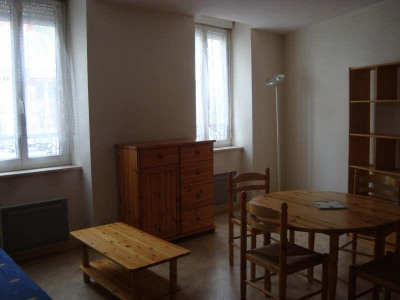 appartement F1 meuble