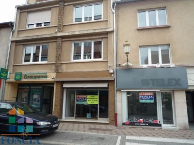 Vente Local commercial Saint-Avold