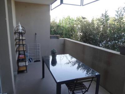 Appartement à morieres mes avignon avec 2 parkings et jardin