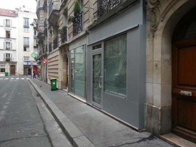 14, Rue Poirier de Narçay, un local commercial refait à neuf