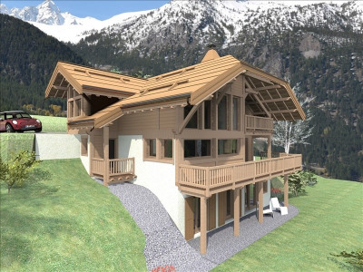Chalet individuel neuf T6
