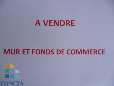 Vente Local commercial Saint-Brieuc