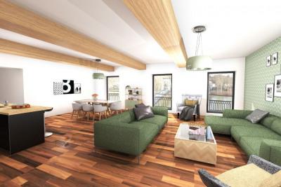 Appartement à rénover avec vue Saône