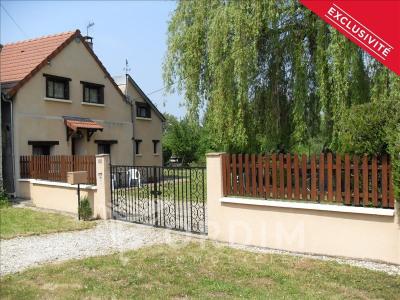 Maison ancienne st sauveur en puisaye - 6 pièce (s) - 80 m²