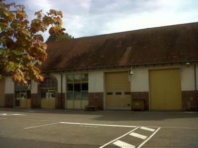 Location Local d'activités / Entrepôt Mulhouse
