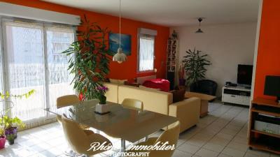Appartement Decines Charpieu 4 pièces 81 m²