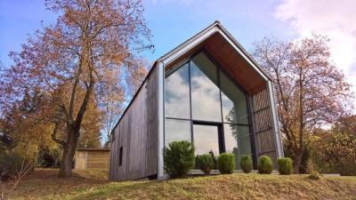 Maison contemporaine Longvilliers