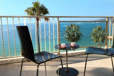 Front de mer, vue panoramique 3 pièces en étage élevé