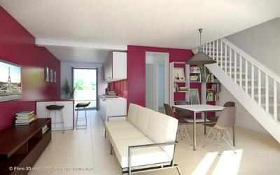 Maison  5 pièces + Terrain 580 m² Boissy le Châtel (77169) par MAISONS PIERRE