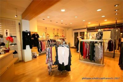 Fonds de commerce Prêt-à-porter-Textile Wasselonne