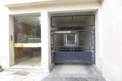 Emplacement de parking Paris - 9 m²