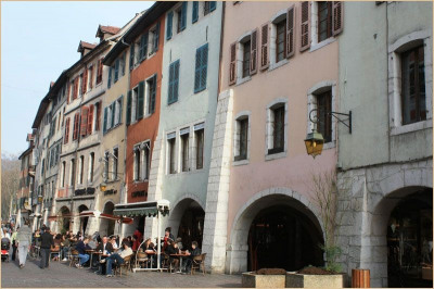 Location local commercial Annecy