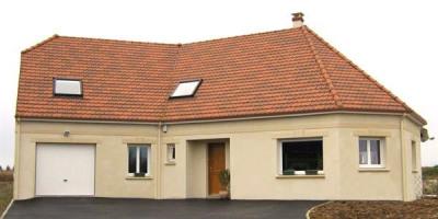Maison  5 pièces + Terrain 1339 m² Compiègne par Résidences picardes