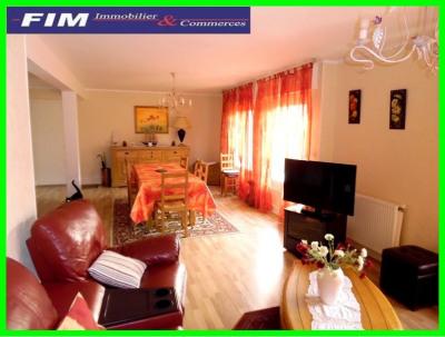 Appartement parfait état rez-de-chaussée 3 chambres au Tréport