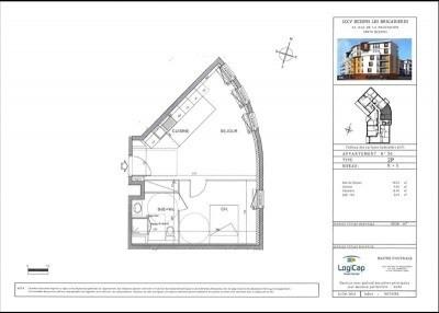 Sale apartment Bezons 187000€ - Picture 3