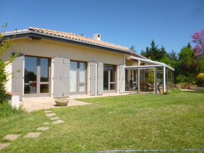 Magnifique villa T6 côteaux Lacroix-Falgarde