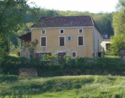 Maison Puy l Eveque