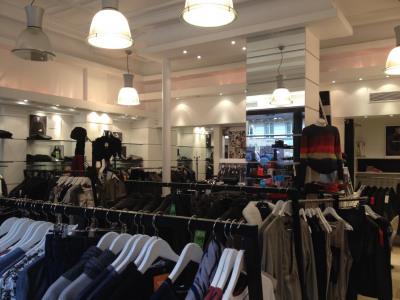 Cession de bail - Boutique - 80 m2 - Paris 4ème - Photo