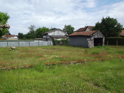 Terrain Morcenx 655 m²