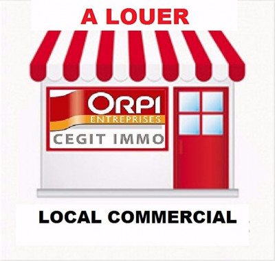 Location Local commercial Crépy-en-Valois