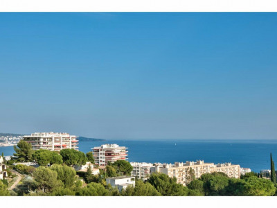 5 pièces - Terrasse Vue Mer Panoramique Résidence