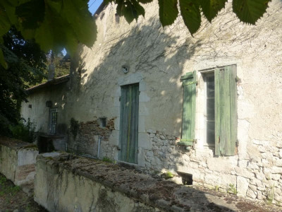 Maison de campagne Villereal