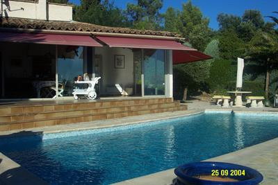 Vacation rental house / villa Les issambres 6 625€ - Picture 1
