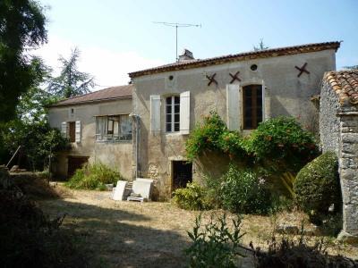 Stone-built property 7 rooms Serignac