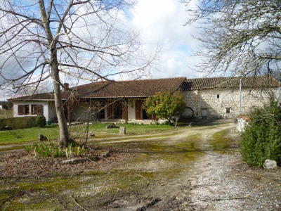 Small farmhouse 5 rooms Masquieres