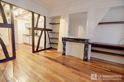 Revenda - Apartamento 3 assoalhadas - 59 m2 - Rouen - Photo