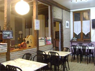 Fonds de commerce Café - Hôtel - Restaurant Châteaumeillant