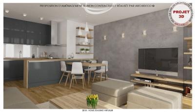 Appartement Toulouse Hippodrome/ Zenith 2 pièce (s) 46 m²