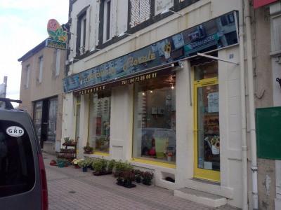 Vente Local commercial Saint-Éloy-les-Mines