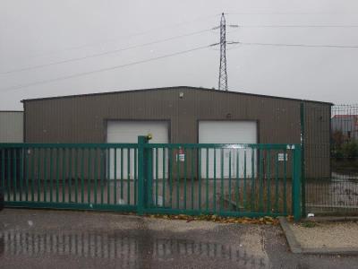 Location Local d'activités / Entrepôt Frontonas