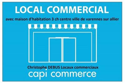 Vente Local commercial Varennes-sur-Allier