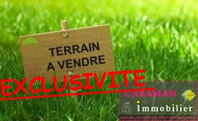 vente Terrain Lanta  secteur