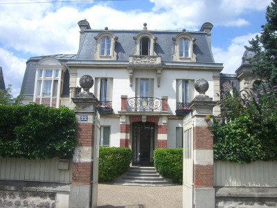 immobilier de prestige chantilly