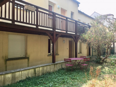 Vente appartement Mandres les Roses