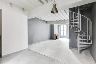 Appartement en duplex vide