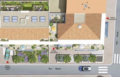 Rental apartment Marseille 7ème (13007)
