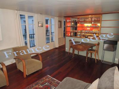 Location temporaire appartement Paris 3ème