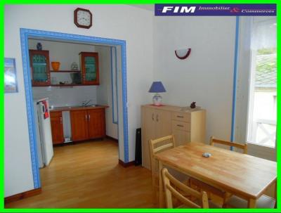 Appartement au Tréport avec vue mer vendu meublé