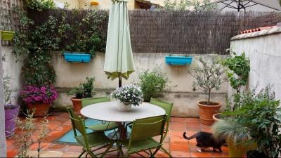 Rez-de-jardin 3 chambres à Roquevaire