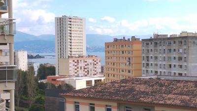 Appartement T3/4 avec 2 terrasses Av Ml Lyautey Ajaccio